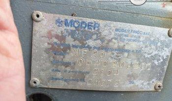 A.36 MODER FRIGO MF 20 SOTTOTELAIO CON EVAPORATORE – DIESEL + ELETTRICO completo
