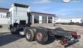 RIF.661 – DAF XF 95.480 – MOTRICE 3 ASSI A TELAIO – 2004 completo