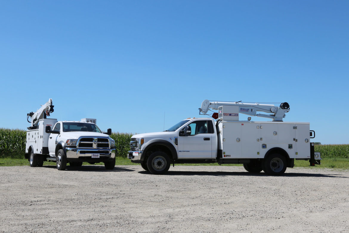 Understanding The Different Types Of Utility Trucks