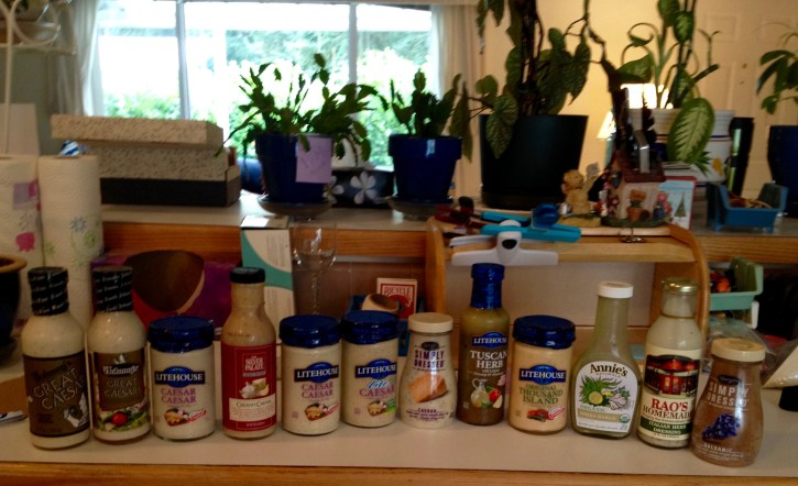 What is your favorite salad dressing?