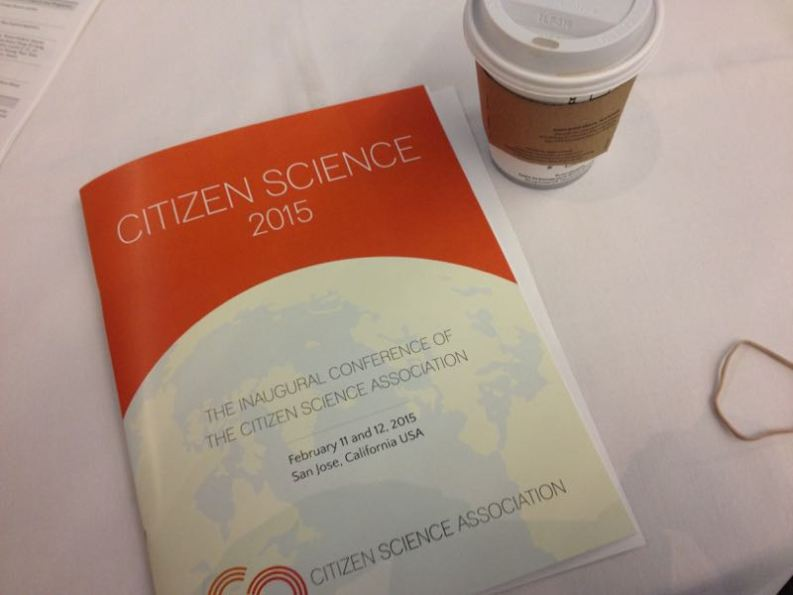 Program for Citizen Science 2015.