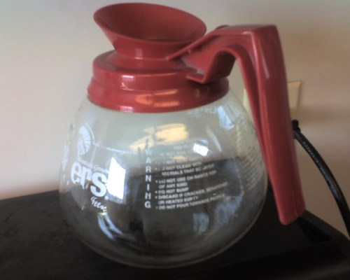Tao of the Folgers Coffee Pot