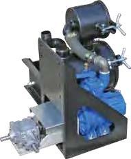 Jurop PN23 Juro-Pack Honda Engine w/Belt Drive Assembly