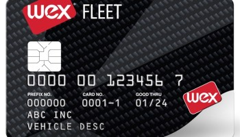 wex to launch chip based fleet card in 2019 - Shell Fleet Card