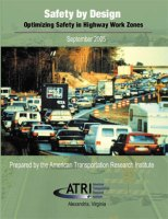 Safety by Design: Optimizing Highway Safety in Work Zones