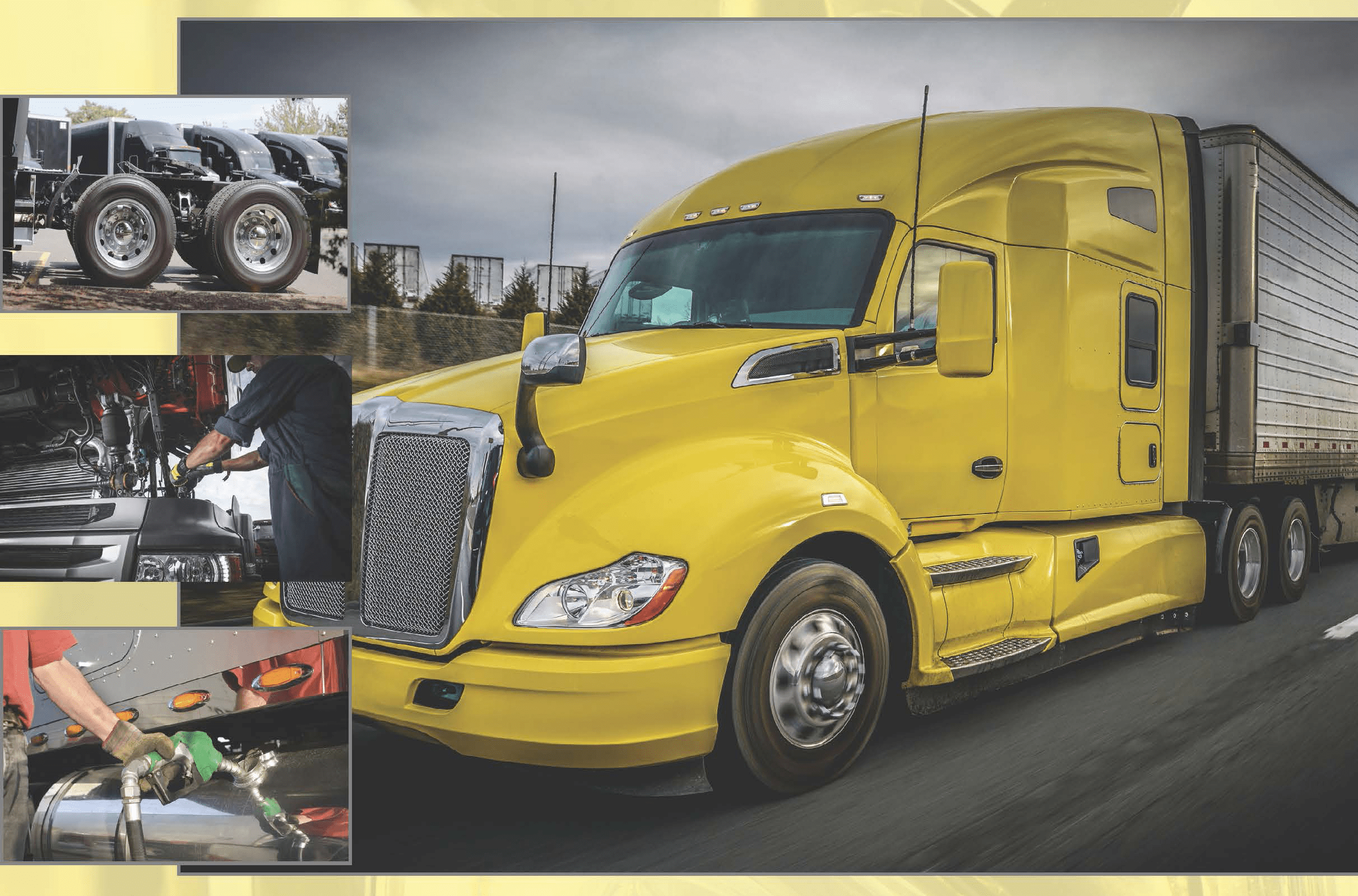 An Analysis of the Operational Costs of Trucking: 2018