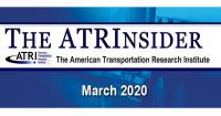 ATRInsider March 2020 – Vol. 16 Issue 1