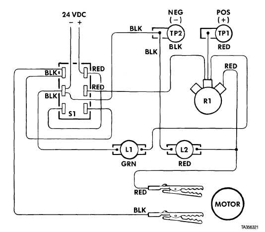 figure 28 12v electric motor tester circuit wiring diagram