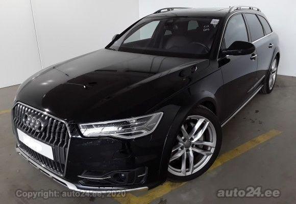 Audi A6 allroad Quattro Matrix 3.0 235kW