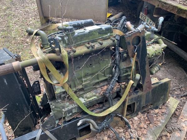 YANMAR külmiku mootor TK482E 22,6KW