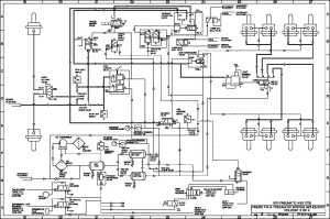 FIGURE FO2 PNEUMATIC SYSTEM SCHEMATIC FOLDOUT 3 OF 4  TM