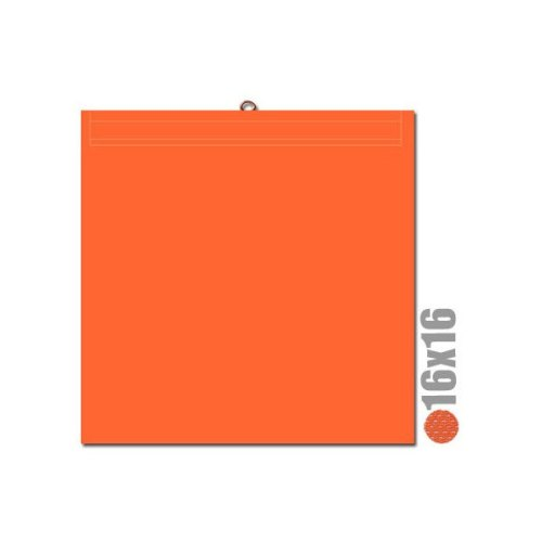 Safety Flag with Wire Spreader (irongear)