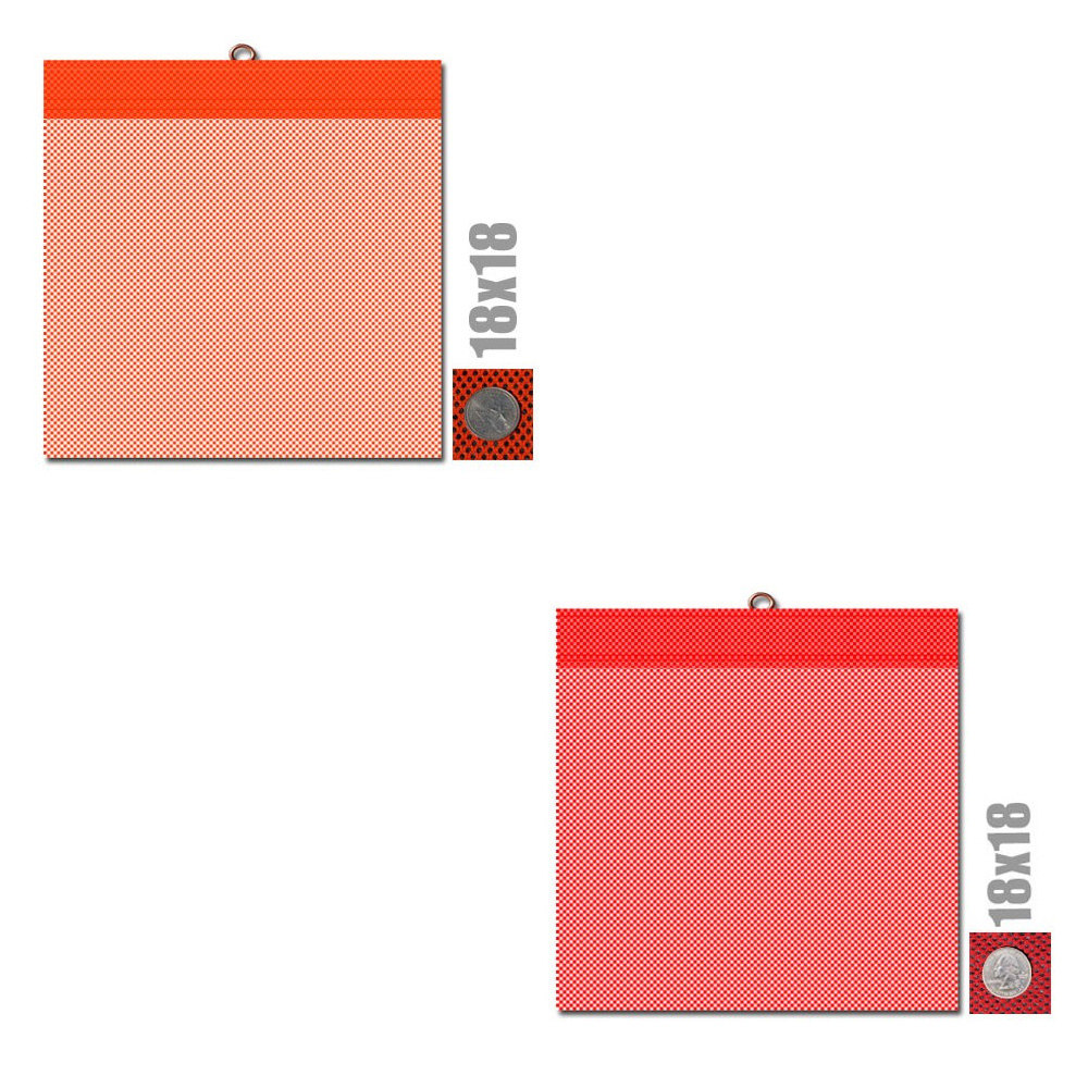 Safety Flag with Wire Spreader (valuegear)