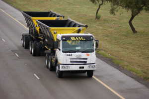 Only one truck works for Africa – the FAW 28.380FT truck, says BHL