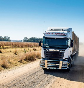 Scania foresees a year of muscle, brawn and brains