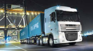 DAF trucks with Executrax