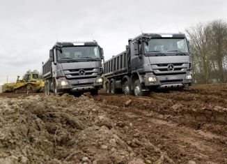 Mercedes-Benz Trucks Actros 2