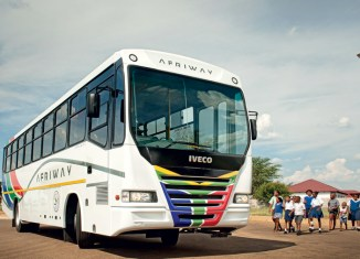 Afriway bus – a product of Iveco's 'Born in South Africa' initiative