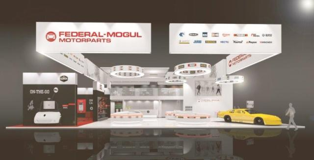 Federal-Mogul Motorparts will have a major presence at Automechanika Frankfurt 2018 from 11 to 15 September.