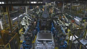 Inside Ford's Silverton Assembly Plant in Pretoria