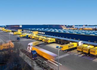 Dachser Logistics warehouses
