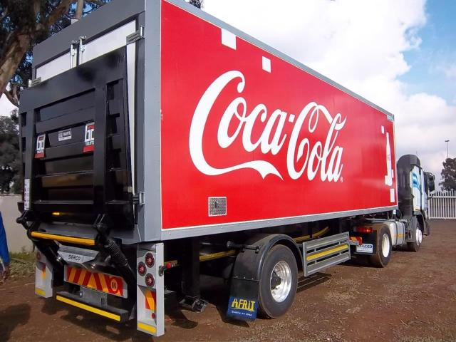 Serco helps further driver training at Coca-Cola