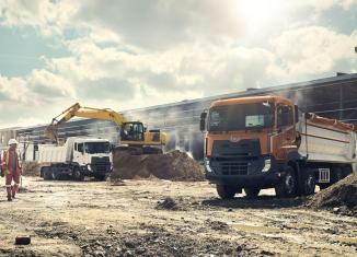 UD Trucks New Quester Market Performance