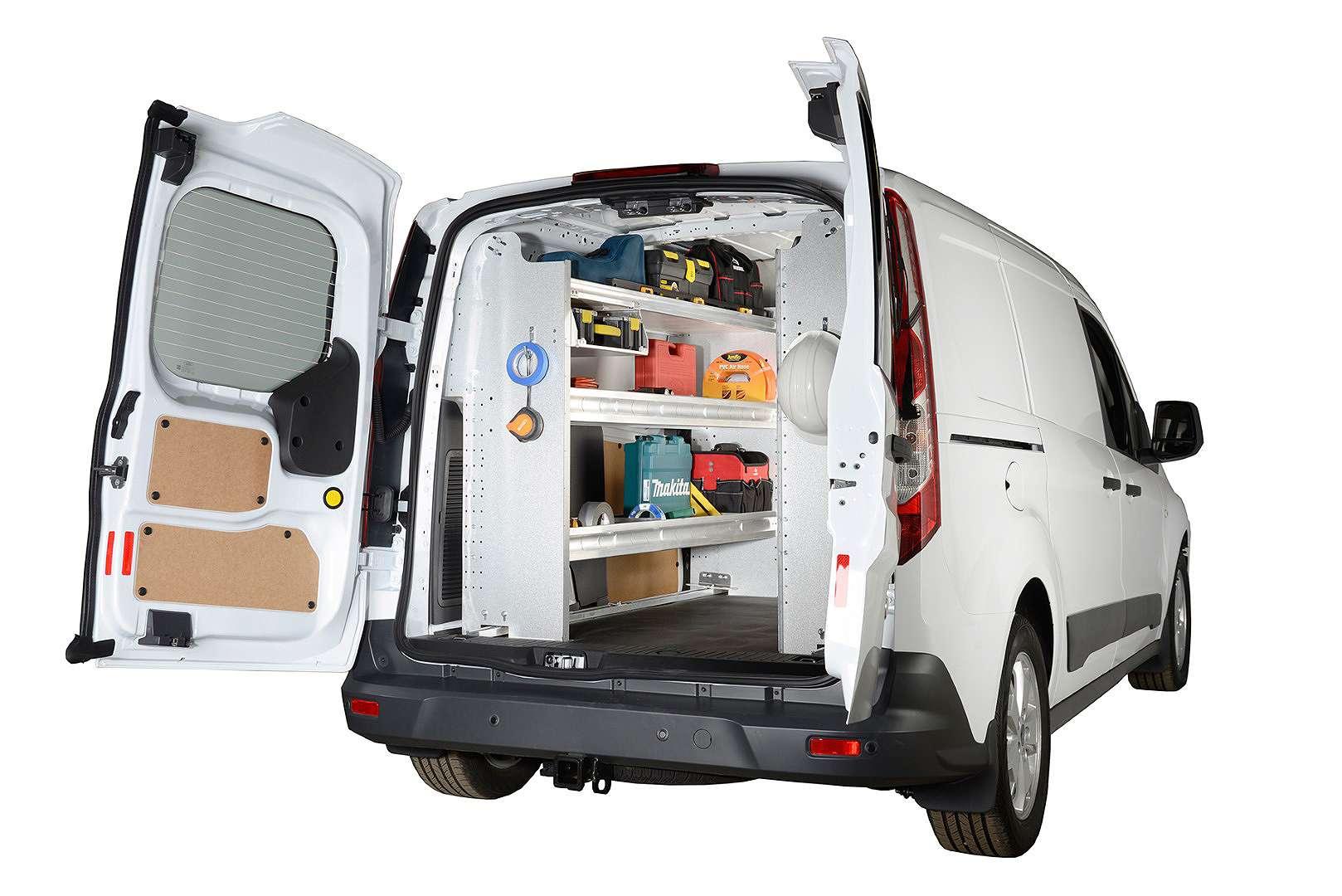 Commercial Van Cargo Management Pembroke Ontario Canada
