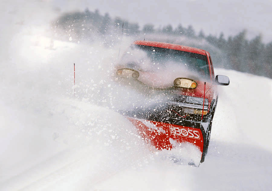Straight Snowplows For Homeowners Pembroke Ontario
