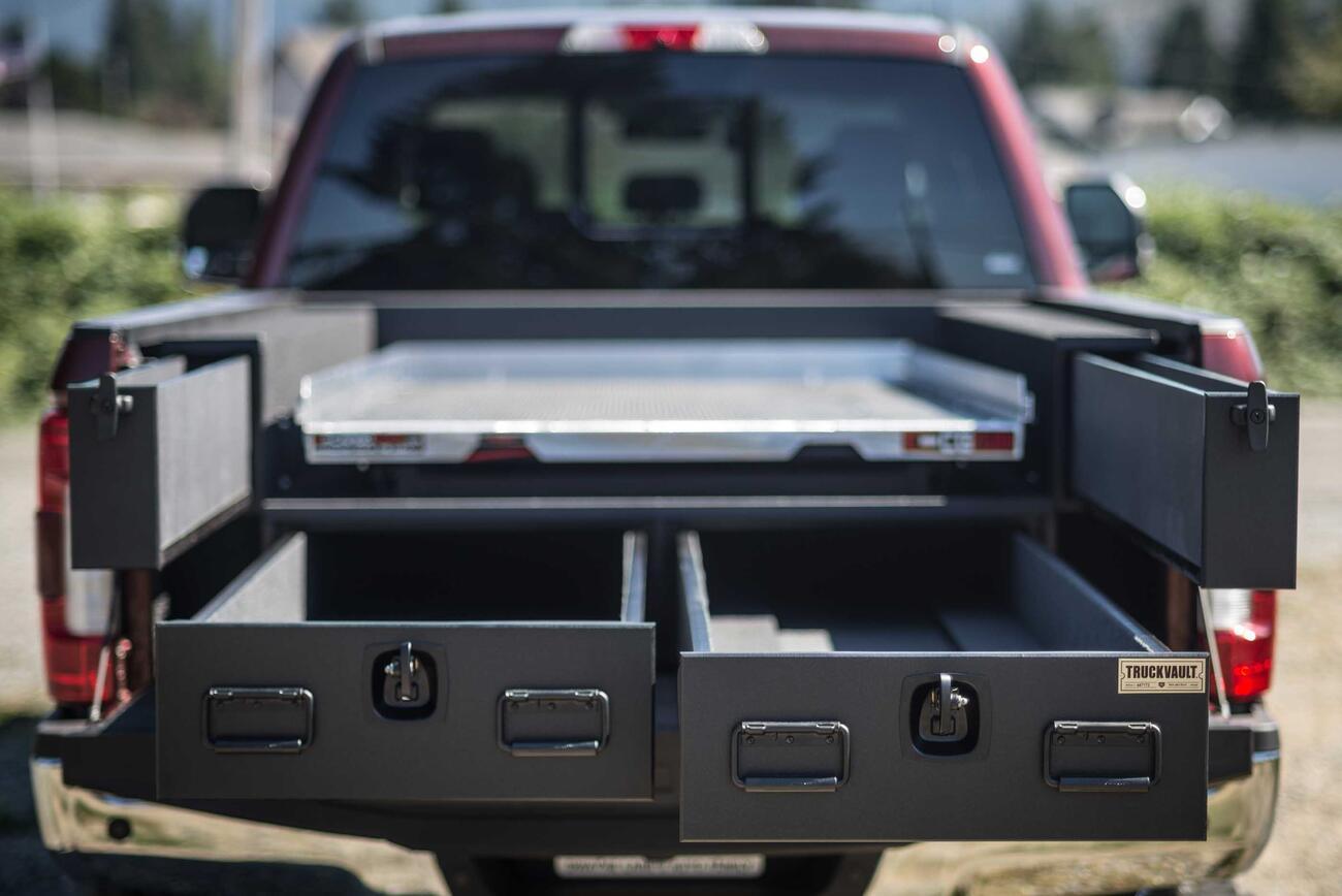 Commercial Truckvault