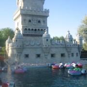 Parque Europa. Torre de Belem