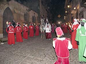 DISFRUTA DE LA NOCHE MÁGICA DE REYES EN SANTILLANA DEL MAR  Foto de %title