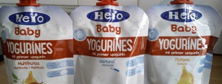 YOGURINES HERO BABY: UN NUEVO CONCEPTO DE YOGUR PARA BEBÉS  Foto de %title