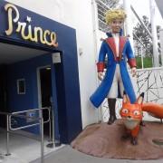 La atracción de El Principito, donde tus hijos conocerán un mundo mágico en 3D.