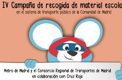 COMIENZA LA CAMPAÑA DE RECOGIDA DE MATERIAL ESCOLAR PARA NIÑOS SIN RECURSOS.  Foto de %title