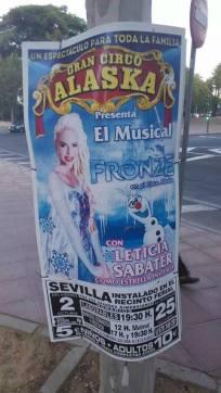 FRIKINEWS: FRONZE EL MUSICAL PARA ESTE INVIERNO  Foto de %title