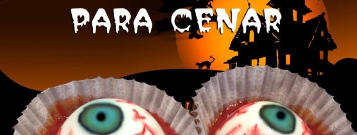 OJOS DE ZOMBIES : COCINA CON ELLOS EN HALLOWEEN  Foto de %title
