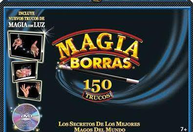 MAGIA BORRAS CON LUZ, NUEVOS JUEGOS DE MAGIA PARA ESTAS NAVIDADES 2015  Foto de %title