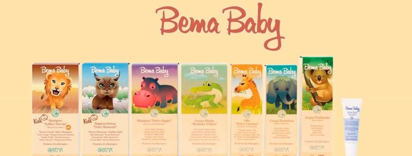 BEMA BABY: COSMETICA NATURAL PARA NIÑOS Y BEBÉS  Foto de %title