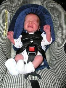 SISTEMAS DE RETENCIÓN INFANTIL: POR MIGUEL ÁNGEL FERNANDEZ  Foto de %title