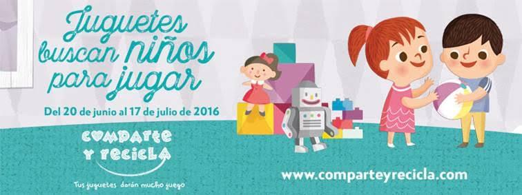 CAMPAÑA DE RECOGIDA DE JUGUETES VERANO 2016  Foto de %title