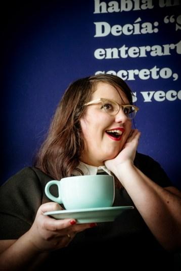 RELAXING MUM OF CAFÉ CON LECHE...LA ÚLTIMA GENIALIDAD DE WALESKA  Foto de %title