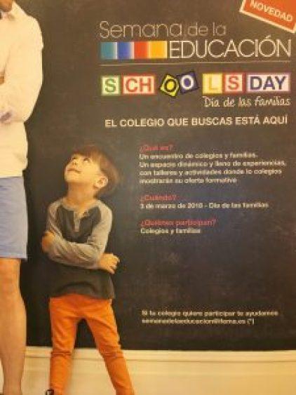 GRAN EXITO DE LA FERIA SCHOOLS DAY EN MADRID  Foto de %title