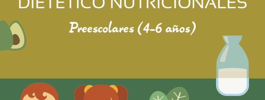 RECOMENDACIONES NUTRICIONALES DE 4 A 6 AÑOS: CONSEJOS PARA LOS PADRES.  Foto de %title