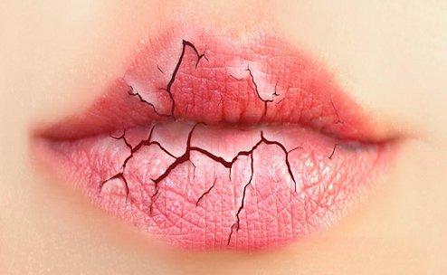 Labios tersos y bien cuidados