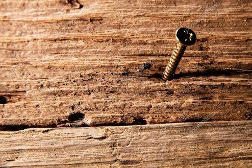 Atornillar en madera