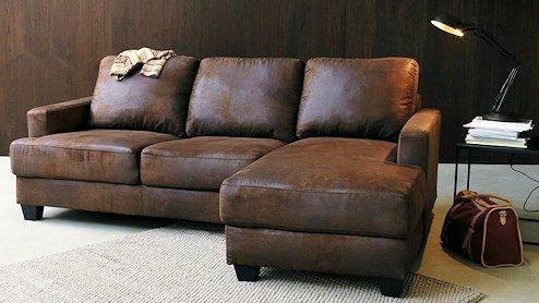 Mueble de cuero