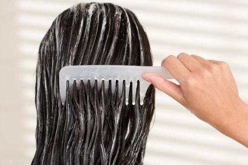 Mascarilla del pelo