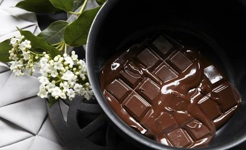 Ni rastro de chocolate