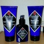 Les cosmétiques Jack Black